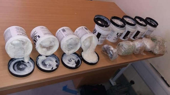 NDLEA intercepts 37.3kg cocaine, heroin at Lagos airport, arrests 7 drug traffickers