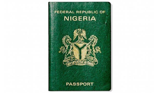 NIS begins acceptance of new passport application