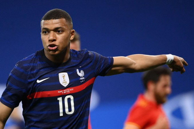 Kylian Mbappe is heir to Lionel Messi and Cristiano Ronaldo's throne - Jose Mourinho declares