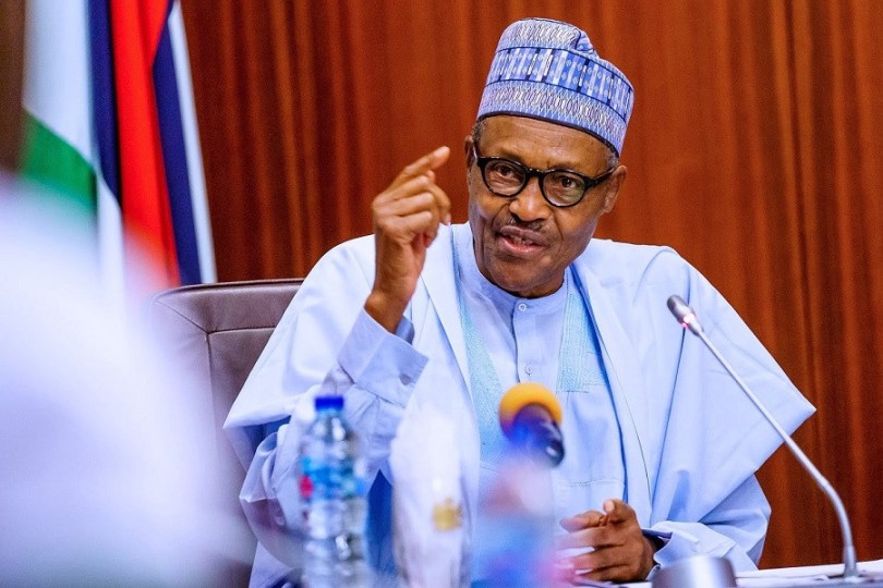 My shoot-at-sight directive on criminals with AK-47 remains in place - President Buhari