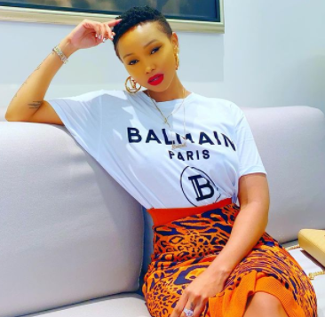 """""""Never seen a billionaire sleep during the day"""" Kenyan socialite, Huddah Monroe writes as she says she doesn't understand how people can sleep during the day"""