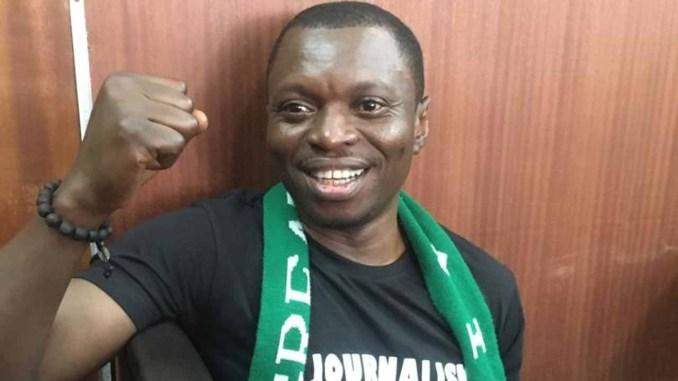 Police re-arrest Agba Jalingo