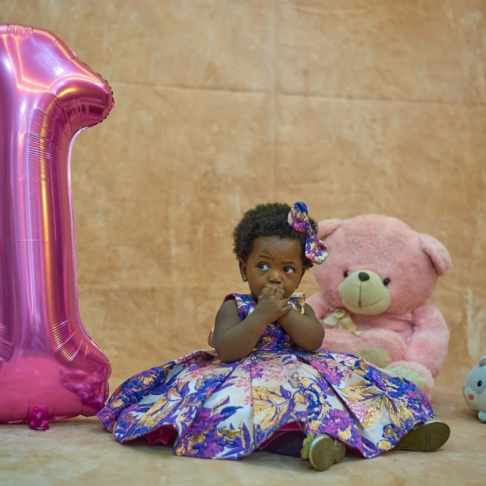 Rapper, Illbliss, shares powerful testimony as he celebrates his daughter on her first birthday