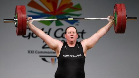 Laurel Hubbard set to become the first ever transgender athlete to compete at Olympics