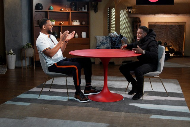 Kevin Hart reveals how his teenage daughter reacted to his cheating scandal (Video)