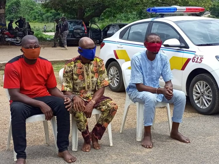 Update: Police arrest three suspects in connection with Ibadan clash