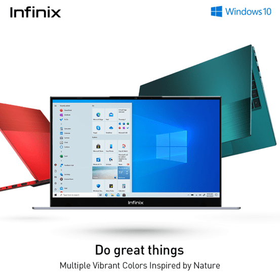 Work or School: Balance Portability and Productivity with the Infiix INBook