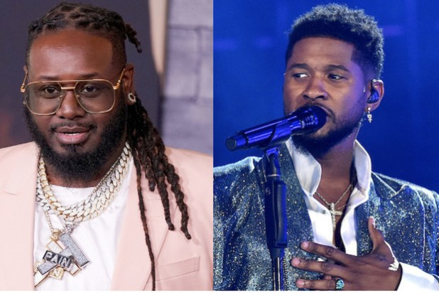 T-Pain accuses Usher of causing his 4-year depression after telling him he ruined music