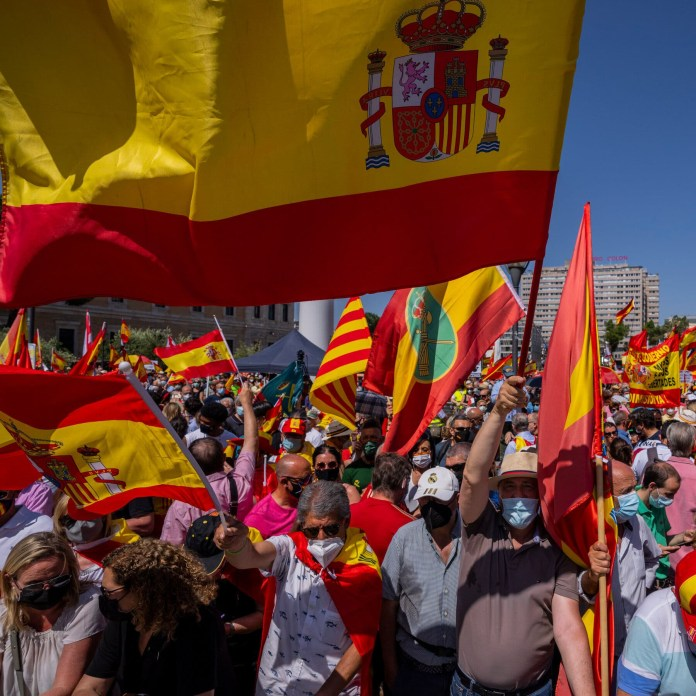 Spain pardons 9 imprisoned Catalan leaders for their roles in failed secession attempt