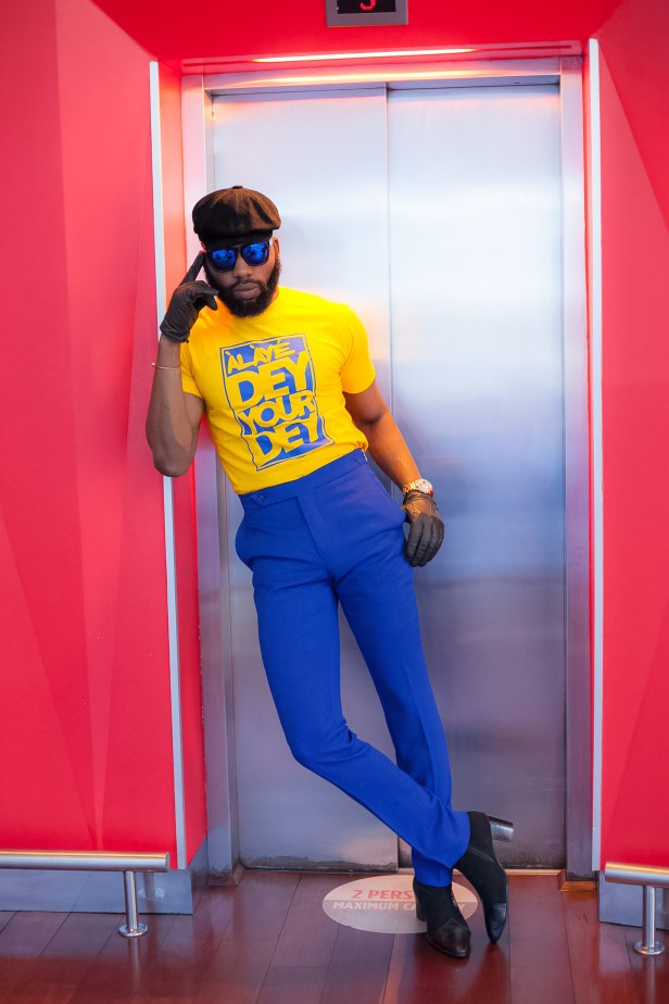 Fashion icon Swanky Jerry set to star in Netflix first ever African Reality TV Series