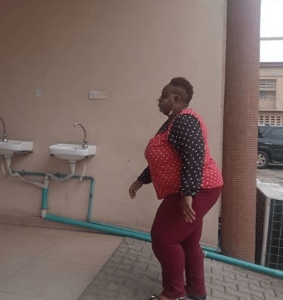 Alleged defilement: Baba Ijesha arrives Lagos State Special Offences Court for ruling on his bail application (video)