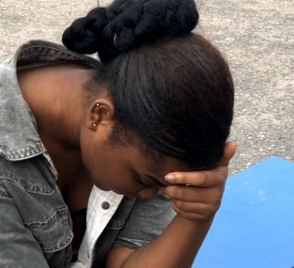 Police parade alleged killer of Super TV CEO, a 21-year-old UNILAG student (photos/video)