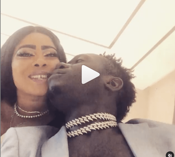 Duncan Mighty finds love again, shares video of him kissing his new partner (video)