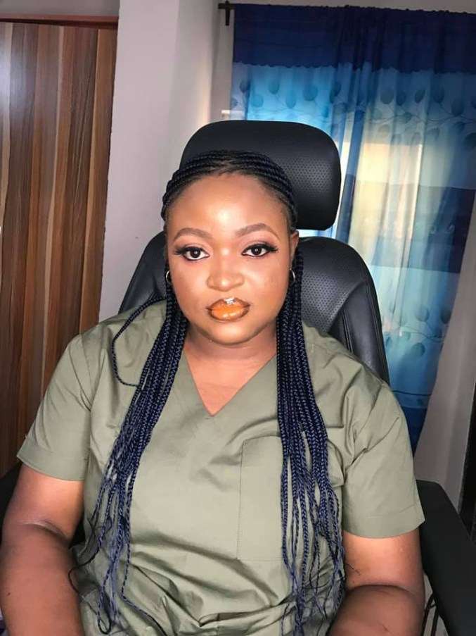 """""""God sees the WILL not the WHEEL"""" - Physically challenged Nigerian woman celebrates as she becomes a medical doctor"""