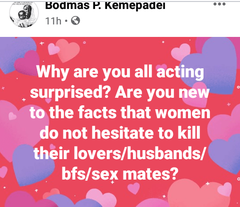 Super TV CEO murder: Cheating, increase in sex drive and death are resultant effects of monogamy - Bayelsa Governor