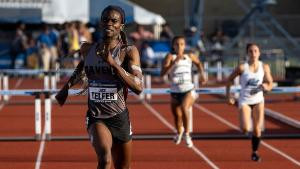 Transgender athlete CeCe Telfer is ruled ineligible to compete in US Olympic trials