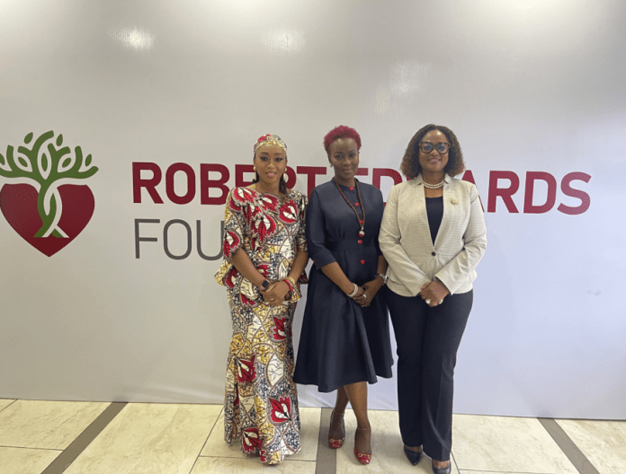 Robert Edwards Foundation Lauched In Lagos By Health Commissioner, Akin Abayomi
