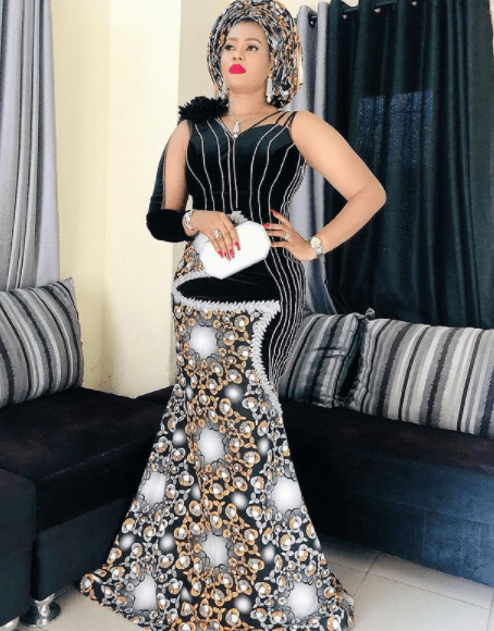 Sex has been the easiest and fastest means of destruction for men - Actress Nkiru Umeh