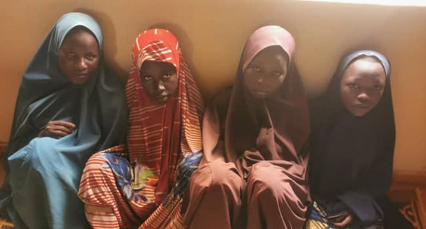 Police rescue four abducted young women in Zamfara