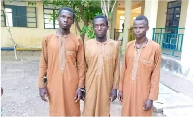 Katsina man returns from Lagos after 17 months to find out his wife gave birth after being impregnated by three members of Islamic sect