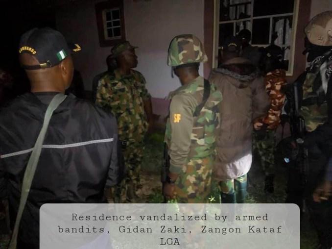 Woman injured as troops avert attacks in Zangon Kataf, Kaduna