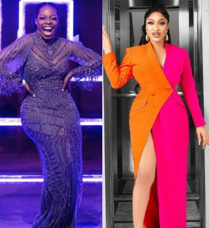 ''Your opinion is not needed. Now rest Cloutinus''- Tonto Dikeh slams Shade Ladipo for rebuking her over her decision to celebrate her new man on social media