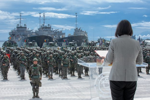 Taiwan must be protected 'as a democratic country' - Japan vows as it reminds US, NATO allies of China/Russia threat