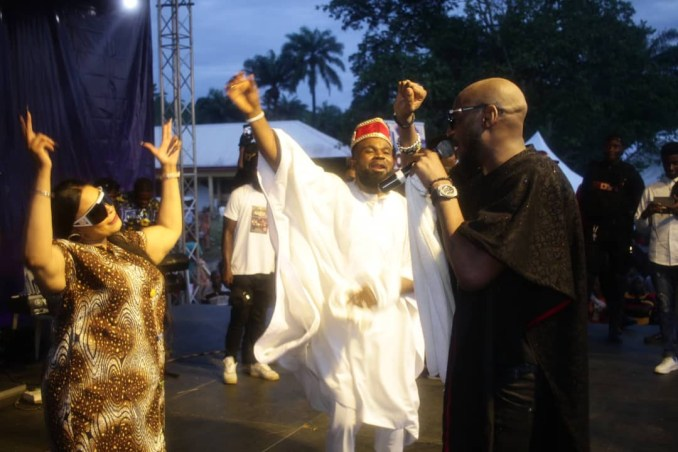 Arise Concert & Charity Tour: Capital Luxury boss lays mum to rest in grand style