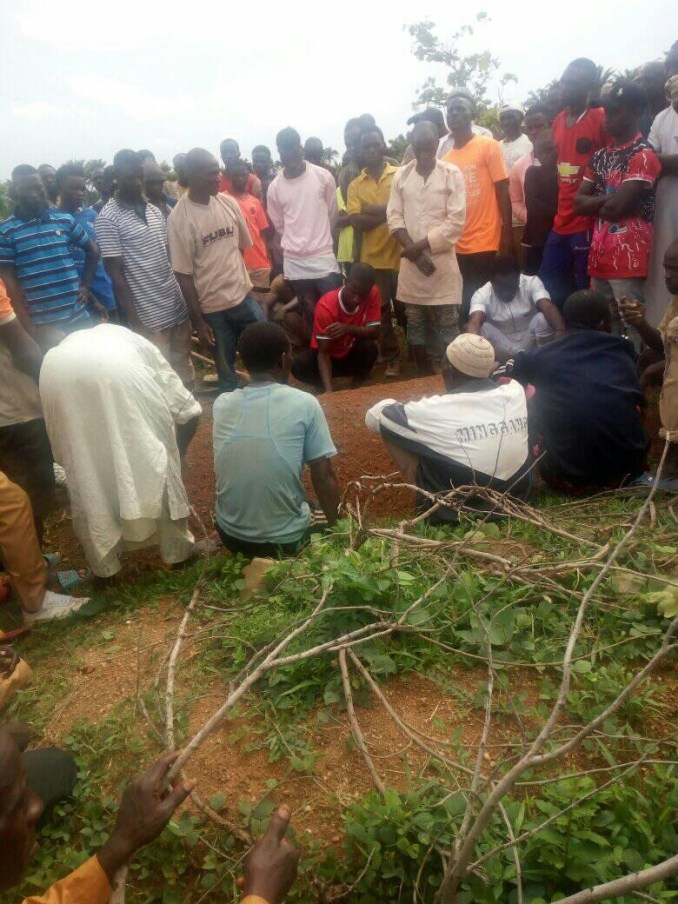 Photos of two students allegedly shot dead by security operatives during protest over tuition hike in Kaduna