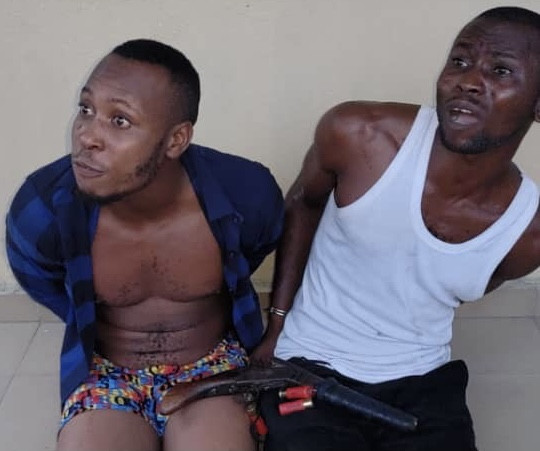 Update: Police arrest suspected killers of father of four in Delta