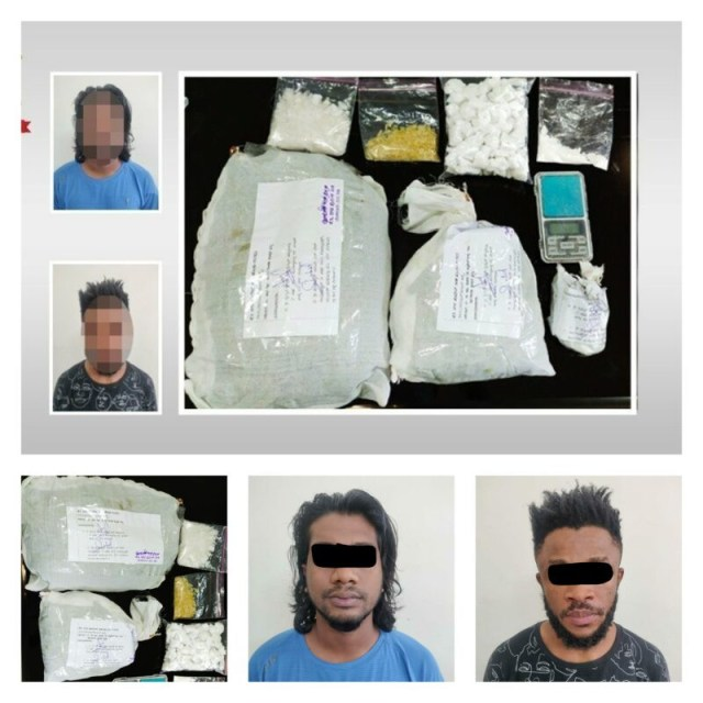 Nigerian national, 8 college students arrested as police bust online drug trafficking racket in India