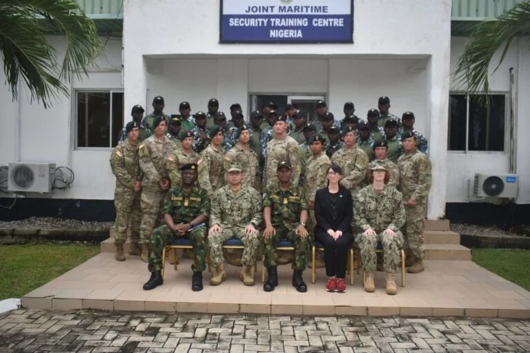 Nigerian Navy Complete 5-Week Training With Us Army Special Forces (Photos)