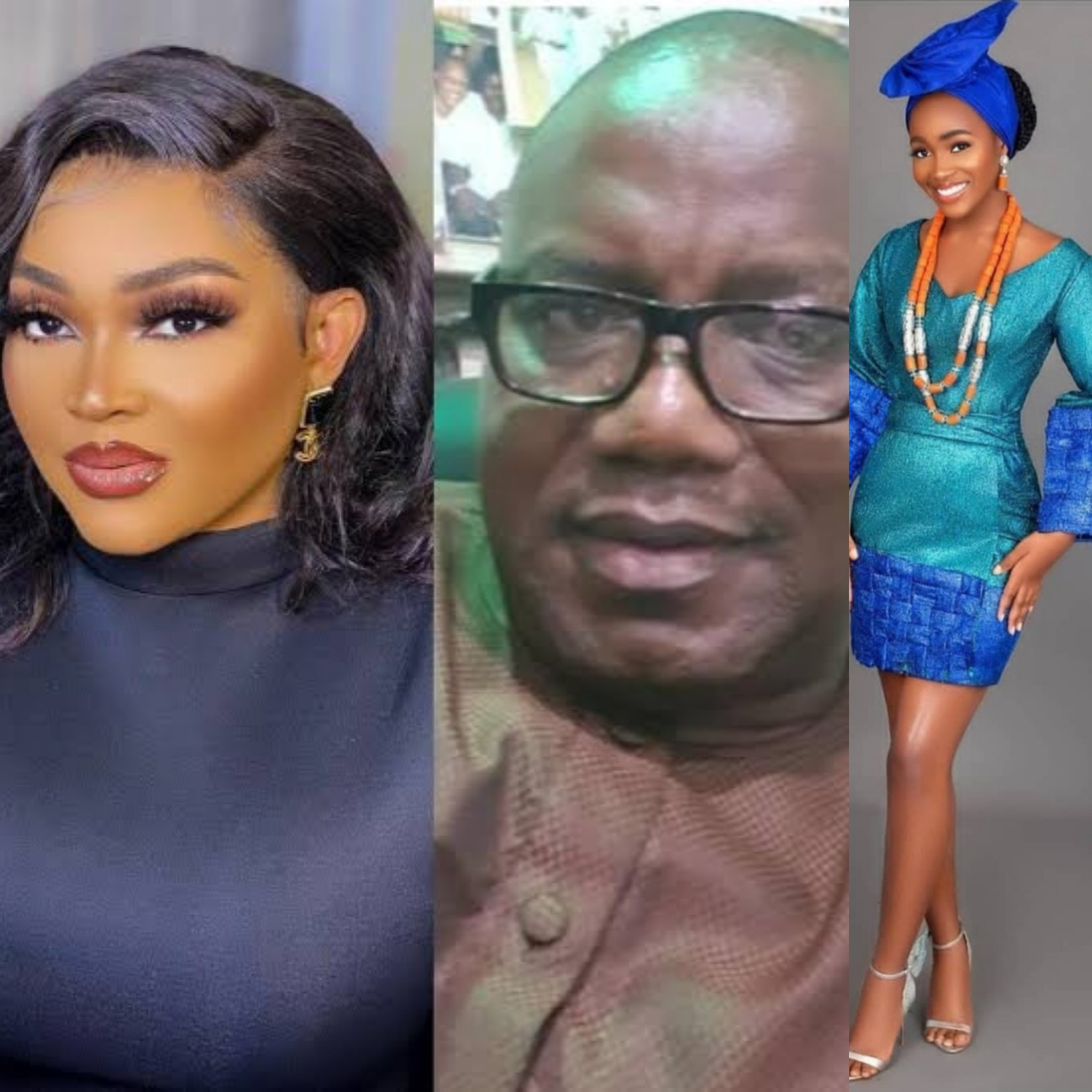 Lanre Gentry puts differences aside to celebrate Mercy Aigbe's daughter on her 20th birthday