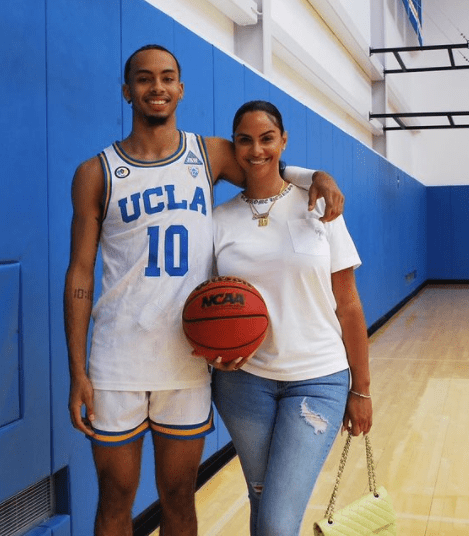 See hot photos of basketball player Amari Bailey?s mom, Johanna Leia who Drake rented a whole stadium to have a date with