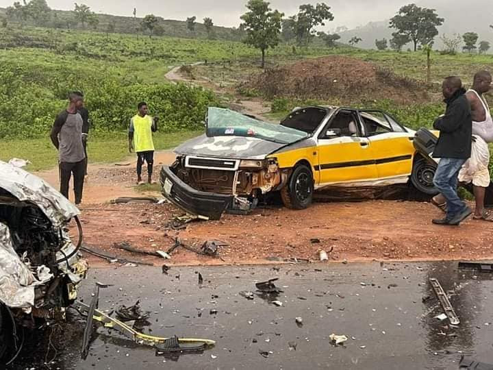 Seven killed, two injured in motor accident along Minna-Suleja highway