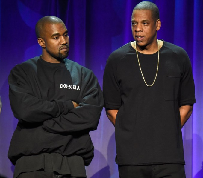 Jay-Z reunites with Kanye West in first music collaboration since 2012; compares their relationship to