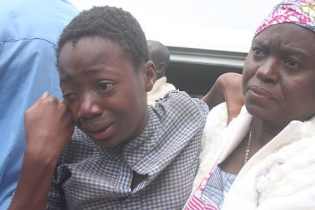 Tears flow as freed 28 students of the Baptist High School Kaduna state  reunite with their parents (photos/video) | NG News Hub