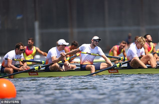 Tokyo Olympics: Entire Dutch rowing team to isolate from rivals after positive COVID-19 tests