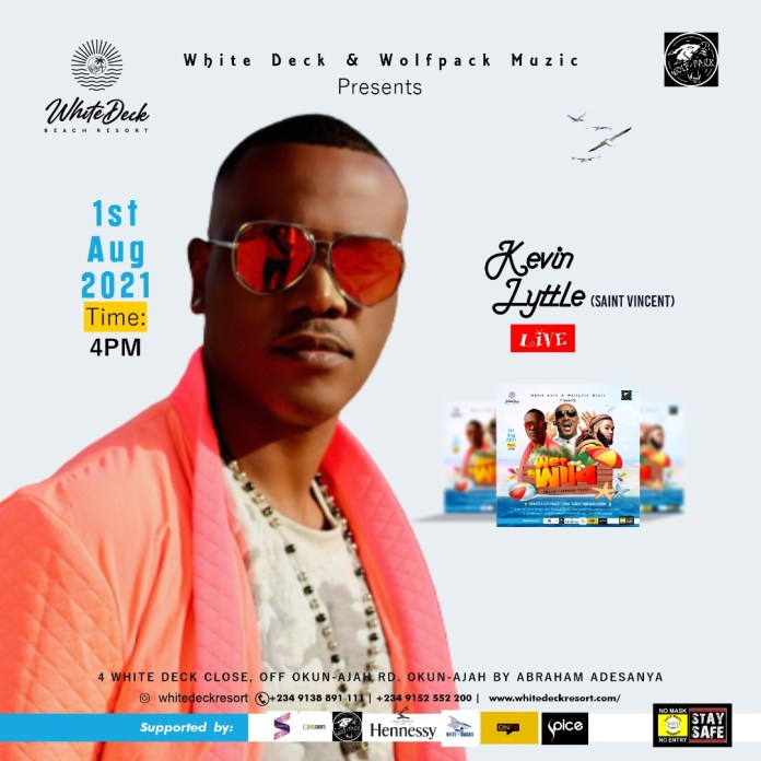 Kelvin Little, Tuface, Yung Alfa To Storm Whitedeck Beach For the Biggest Beach Party This Summer