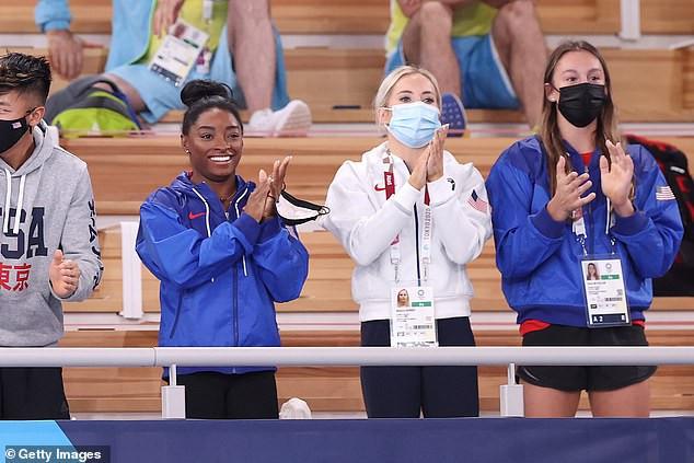Tokyo Olympics: Simone Biles to now take part in Tuesday