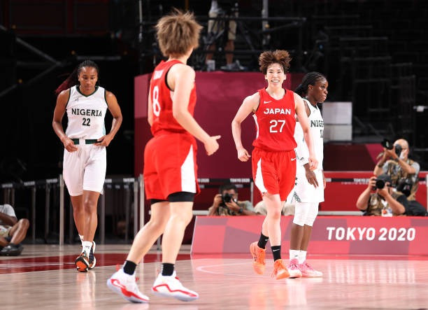 Nigeria's D'Tigress crash out of Tokyo 2020 Olympics after suffering 3rd straight defeat to Japan