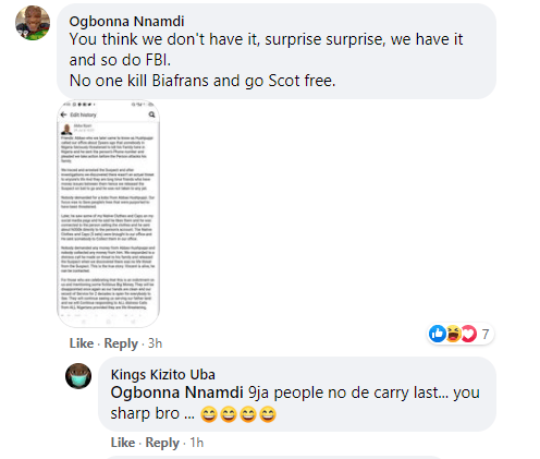 Abba Kyari deletes post explaining what transpired between him and Hushpuppi