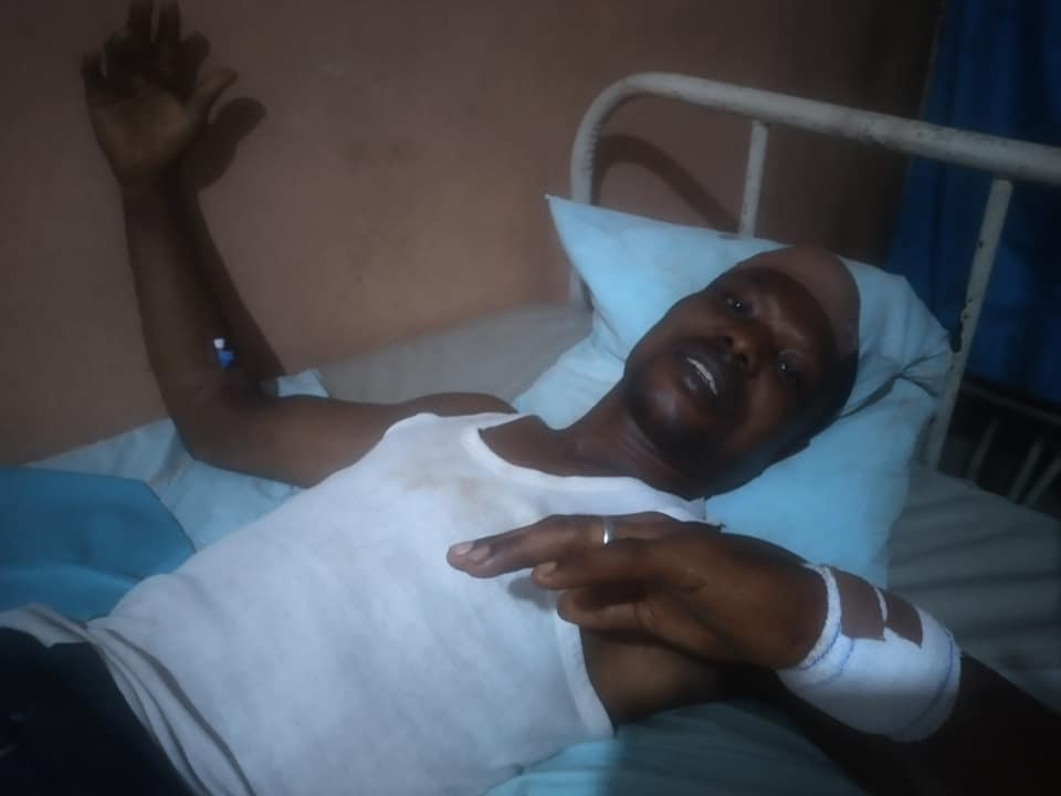 Suspected herdsmen allegedly attack pastor in Rivers, attempt to behead him