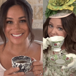 Prince Harry hilariously crashes Meghan Markle's 40th birthday video with Melissa McCarthy