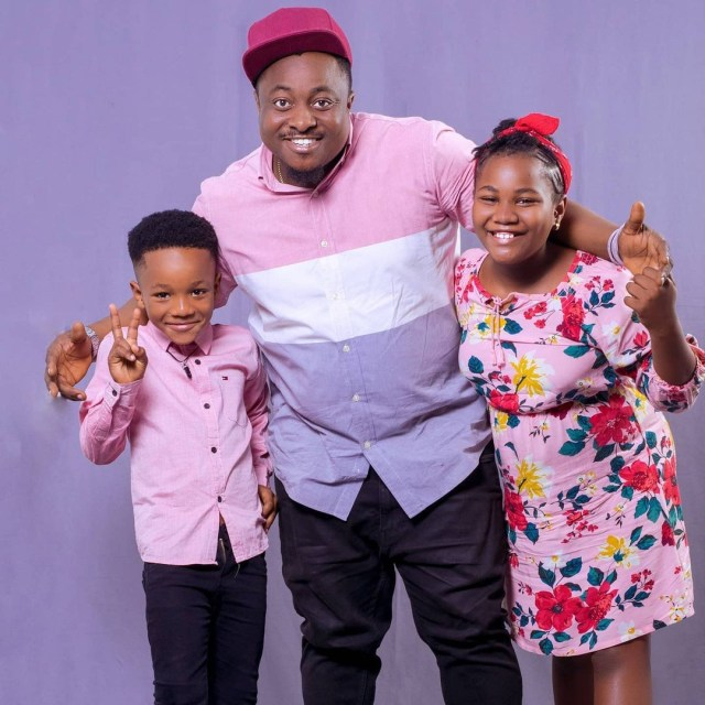BBA winner, Kevin Pam, shares adorable photos with his children