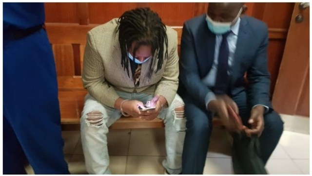 Kenyan man sells his girlfriend