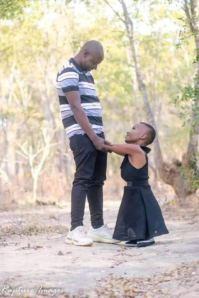 Zimbabwean motivational speaker born without limbs shows off her man on Instagram