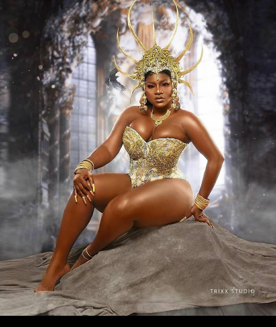 Actress Destiny Etiko releases new photos as she turns a year older