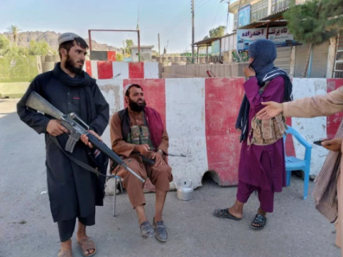 Taliban going house to house to take young girls as sex slaves after Biden announced plan to withdraw US forces from Afghanistan