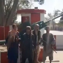 US Troops Withdrawal: Taliban capture another Afghan city bringing total to ten and will soon attack capital Kabul (photos)